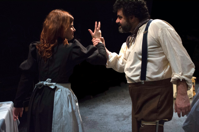Elizabeth Willow and Michael Vairo Credit: Nancy Caldwell