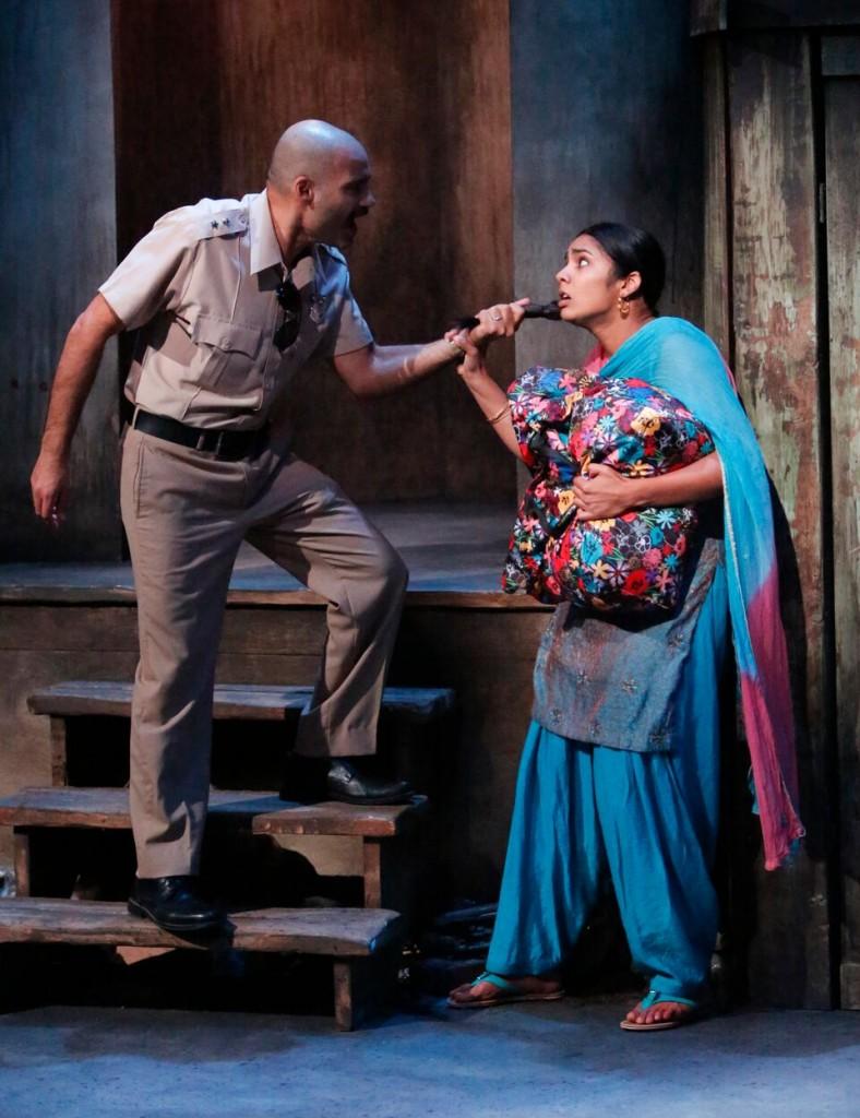 Shekhar Paleja and Adele Noronha Credit: Tim Matheson